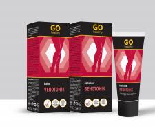 Редизайн упаковки GO health
