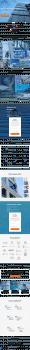 Верстка landing page   clean-o.ru