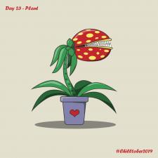 Plant for #chilltober2019