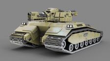 """ігрова модель """"танк"""""""