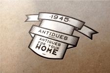 логотип в стилі ретро
