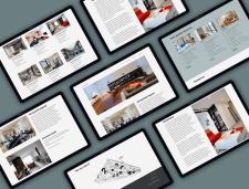 Дизайн сайта студии дизайна интерьеров
