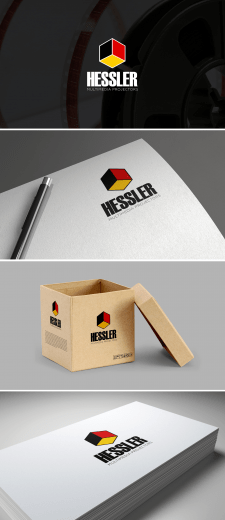 Логотип для производителя проекторов