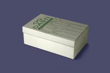 Дизайн коробки для обуви (эко картон)