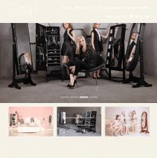 Shopify интернет-магазин Merowin.ru