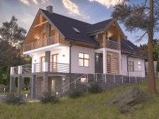 Дом в Лисниках