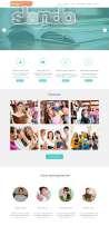 Создание сайта для школы английского языка