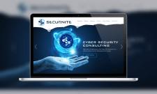 Дизайн сайта Securnite