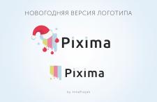 Новогодняя версия логотипа