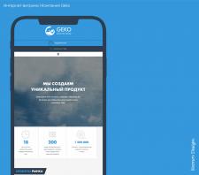 Интернет витрина | Компания Geko