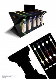 Упаковка для красок