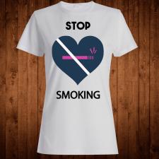 """Принт """"Stop Smoking"""""""