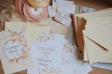 Создание свадебных приглашений