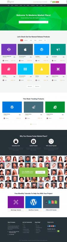 Навчальний проект онлайн-магазину з PSD