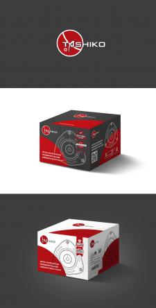 Дизайн коробки для автозапчастей