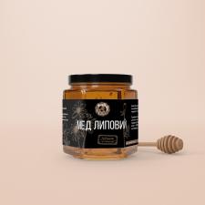 Разработка дизайна упаковки для производства меда