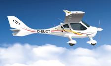 отрисовка векторного самолета