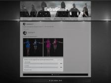 Сайт ExtraGame