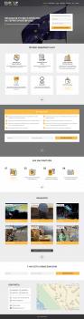 Разработка сайта для кадрового агентства Euroup