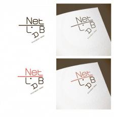 Логотип для компании Net Lab