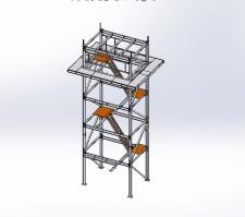 Пожарная башня