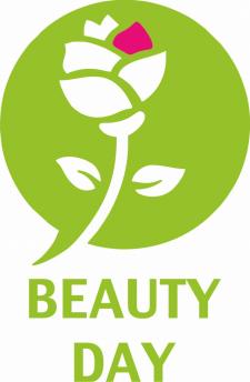 """Логотип цветочного бутика """"Beauty Day"""""""