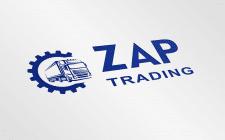 Лого для магазина автозапчастей для грузовиков