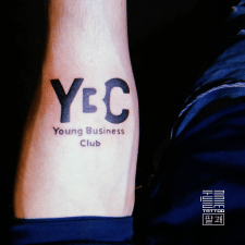 Young Business Club тату