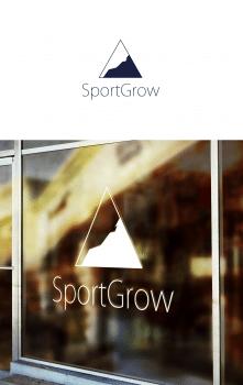 Логотип для магазина спорттоваров