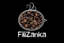 Лого. Кофейня