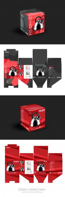 дизайн упаковки Vinzer