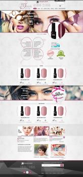 Дизайн интернет-магазина Jelens