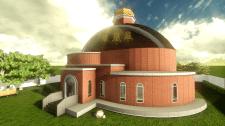 Проект церкви в г. Львов