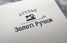 Логотип для ательє
