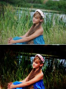 Обработка фото (до/после)