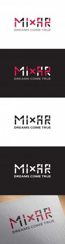 Логотип MIXAR на конкурс
