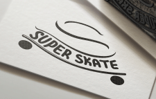 Лого для магазина скейтбордов