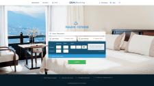 Сайт по бронированию отелей GoBooking