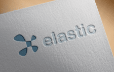 Логотип для конкурса elastic-project.org