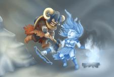 Викинг и Чародейка