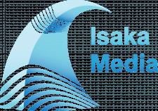 Логотип компании Isaka Media