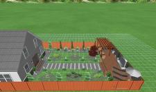"""Проект загородного дома :""""Время собирать камни""""."""