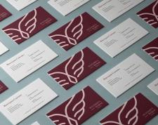 Разработка визитки для компании Successful Woman
