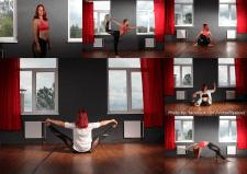 Фото для тренера по йоге