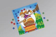 Макет набора для детского творчества