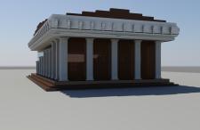 Проект торгового комплекса