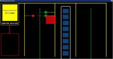 Контроль по выработке мощности гелио панелями