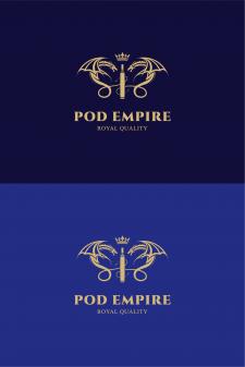 Логотип для бренда электронных сигарет
