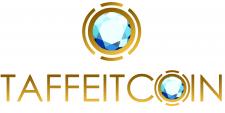 Логотип для сайта криптовалюты(Taffeitcoin)