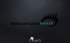 Логотип мастера наращивания бровей